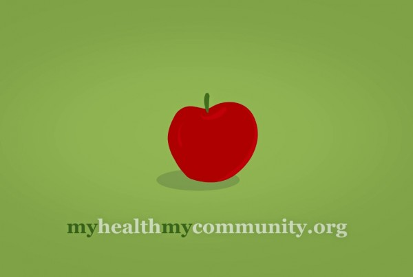 'My Health My Community' Explainer
