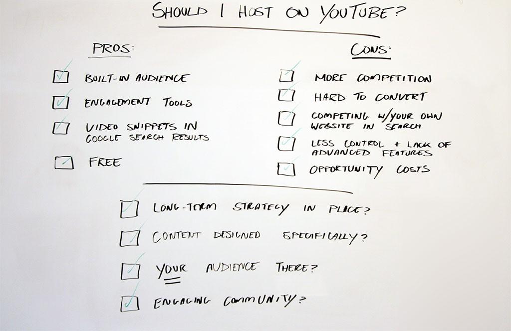 should-i-host-on-youtube