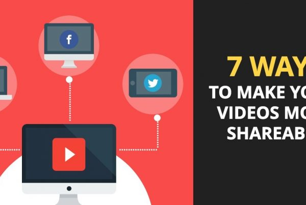 how to get your videos shared