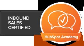 Hubspot Inbound Sales Certified