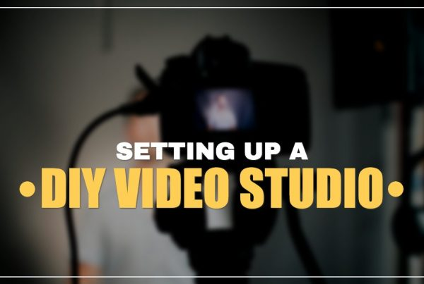 how to setup a video studio