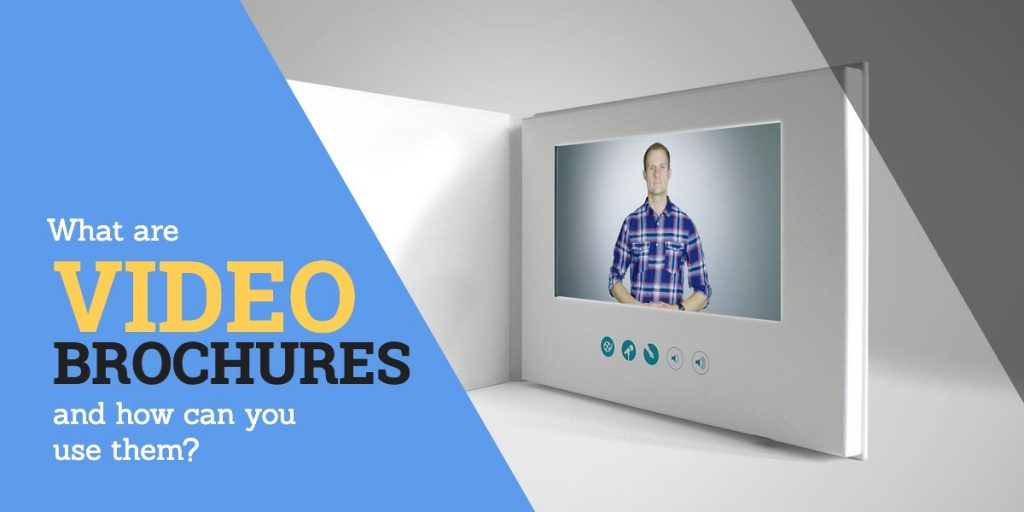 What are Video Brochures?